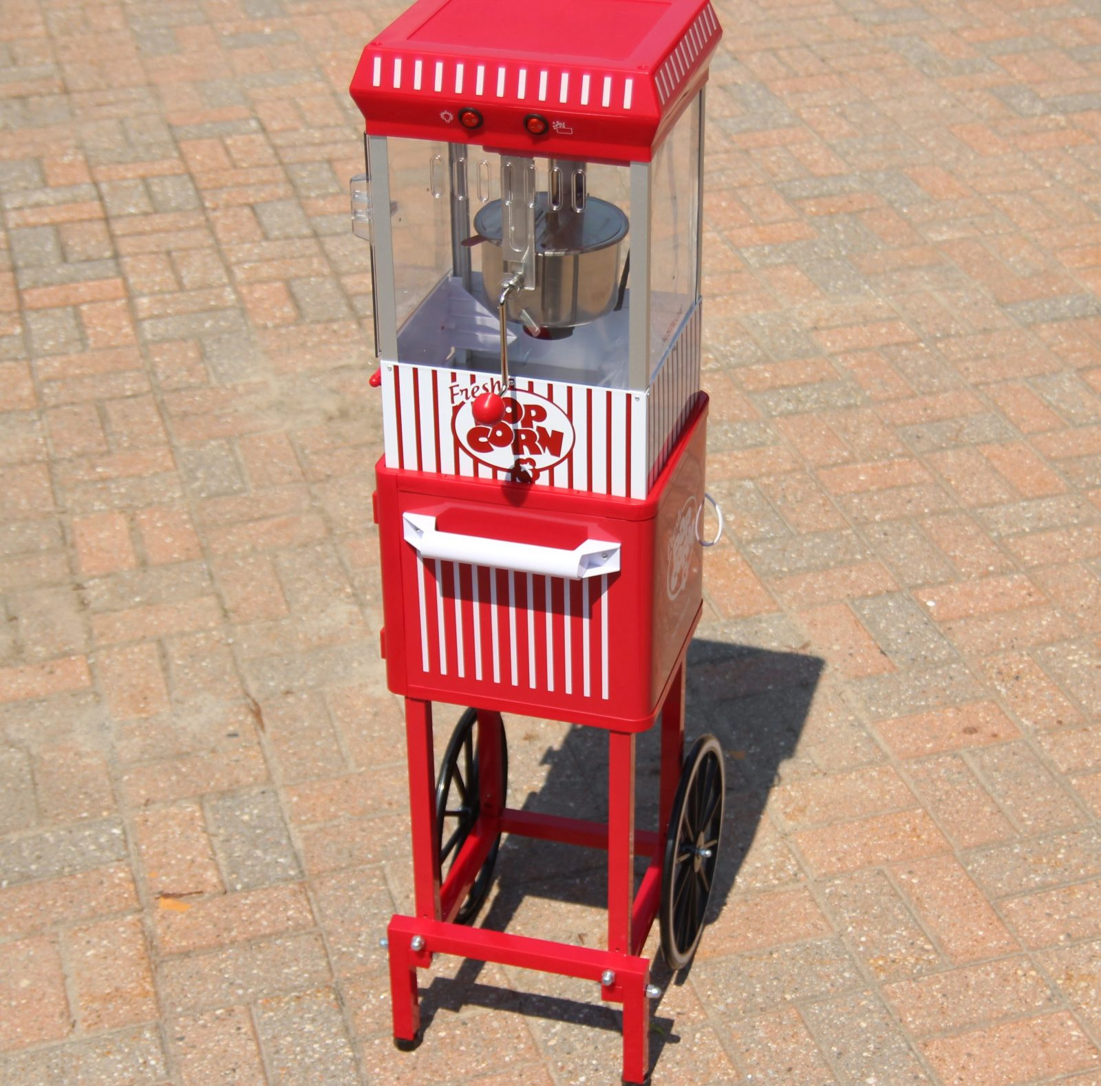 Popcorn Machine (Fully Loaded)